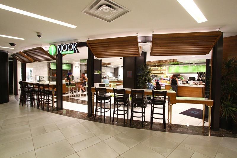 Linq hotel Nook Cafe