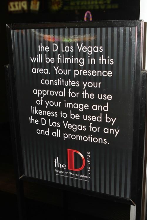 Real World downtown Vegas