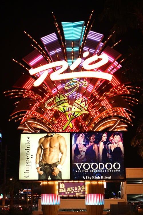 Rio Las Vegas sign