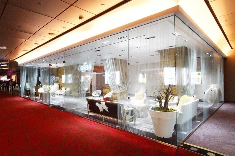 SLS concierge lounge