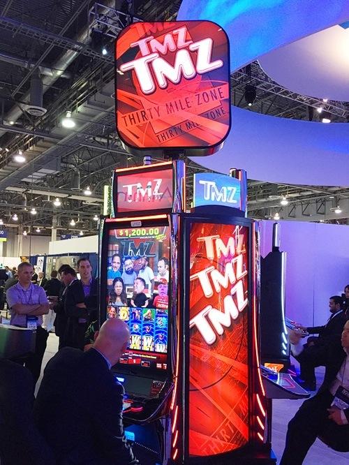 TMZ slot machine