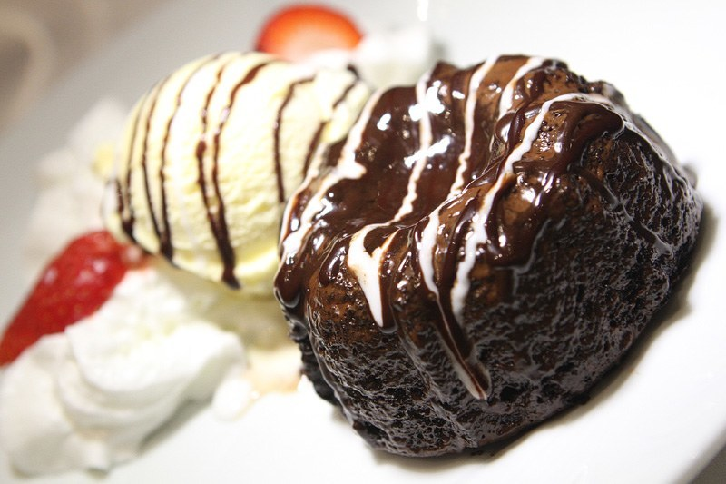 Fogo de Chao dessert