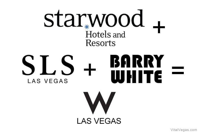 Starwood Sls W Las Vegas