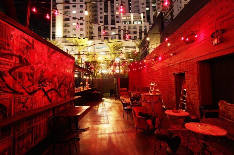 F. Pigalle Red Light Bar
