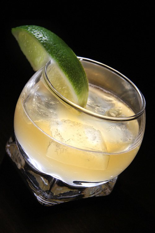 F. Pigalle cocktail