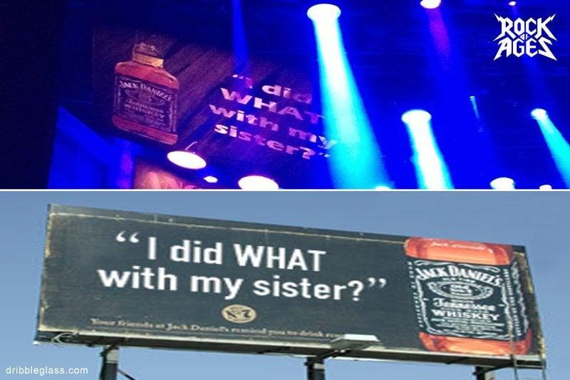 Jack Daniels billboard