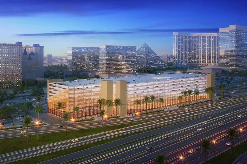 MGM Resorts parking