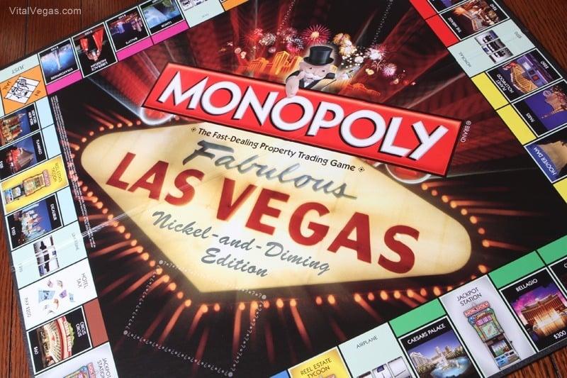 Las Vegas Monopoly update