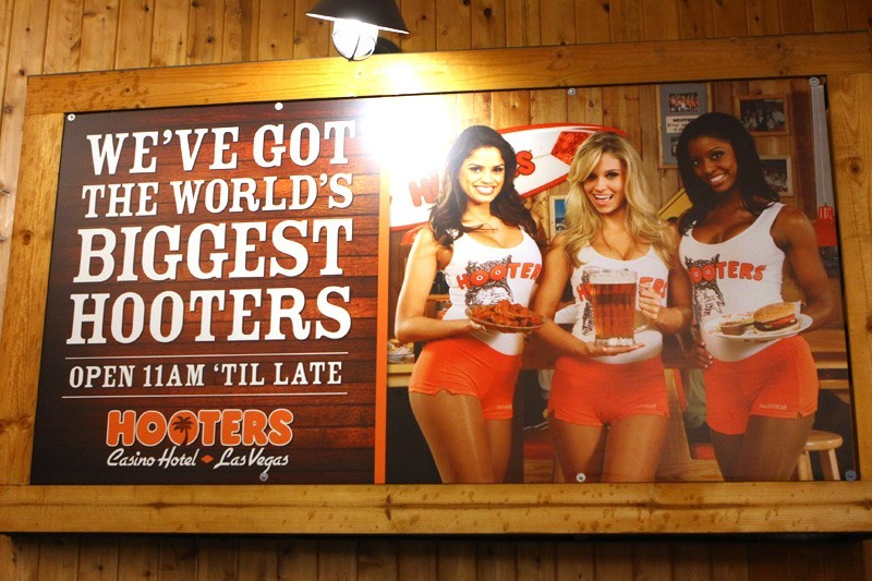 World's Biggest Hooters