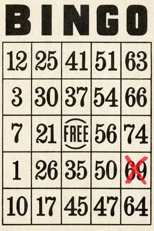 Bingo O-69