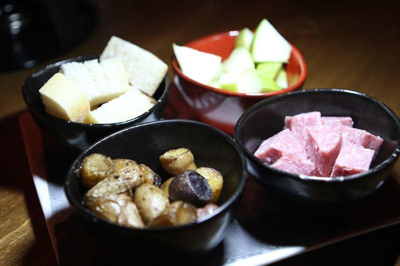 F. Pigalle fondue