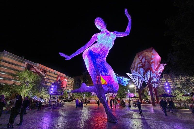 Bliss Dance The Park Las Vegas