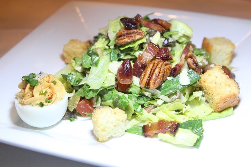Edge Steakhouse Las Vegas chopped salad