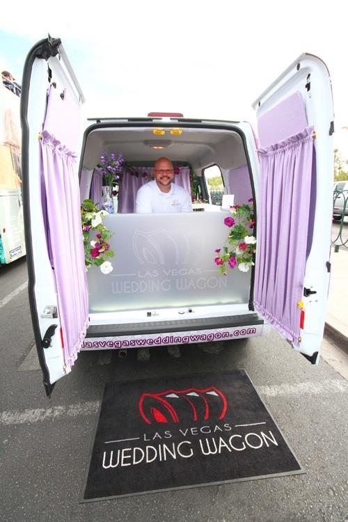 Las Vegas Wedding Wagon