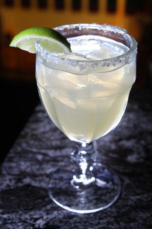 Cadillac Mexican margarita
