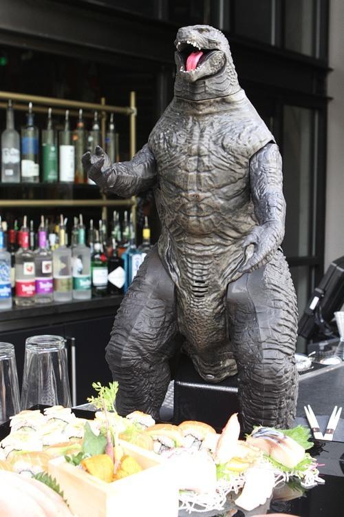 Sake Rok Godzilla