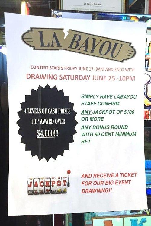 La Bayou Progressive