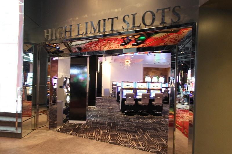 SLS high limit slots