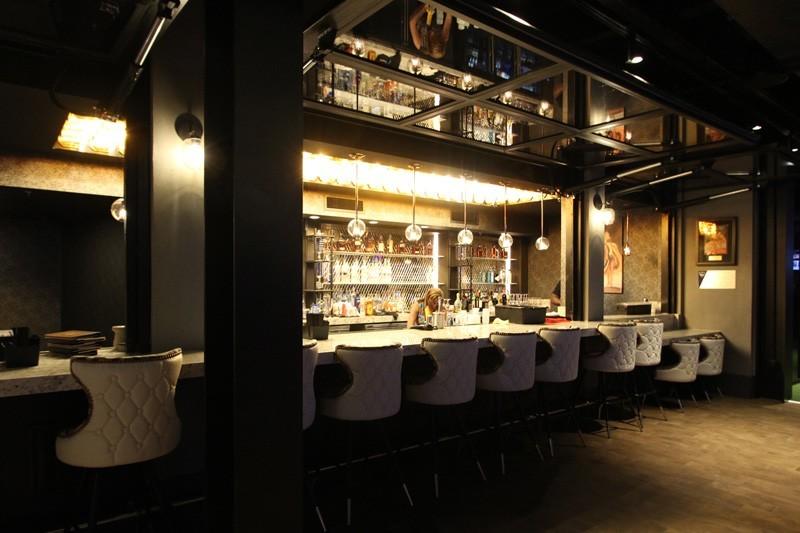 Topgolf Las Vegas Riv Bar