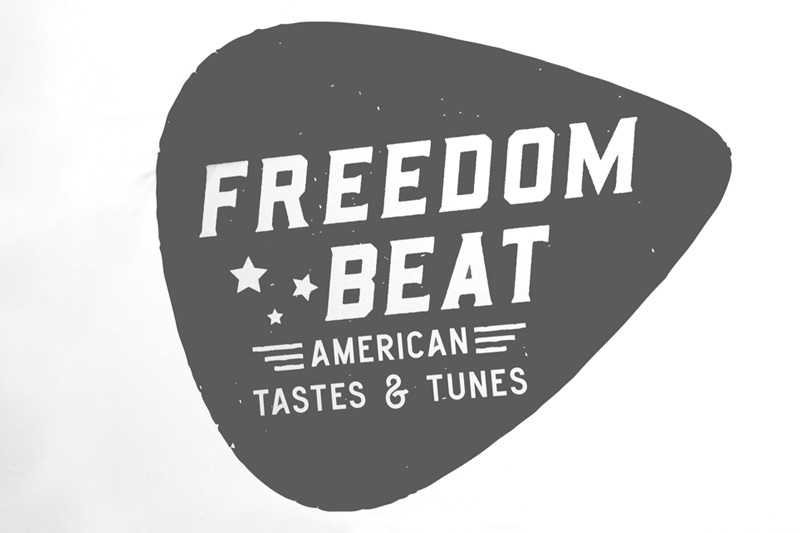Freedom Beat logo
