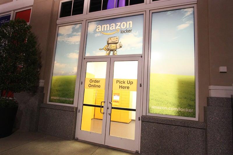 Linq Amazon Locker