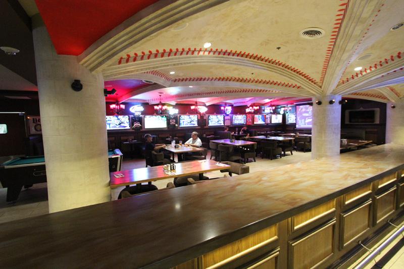 Pete Rose sports bar Las Vegas