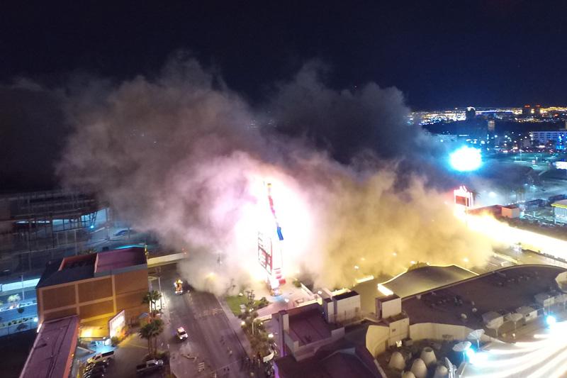 Rivera implosion