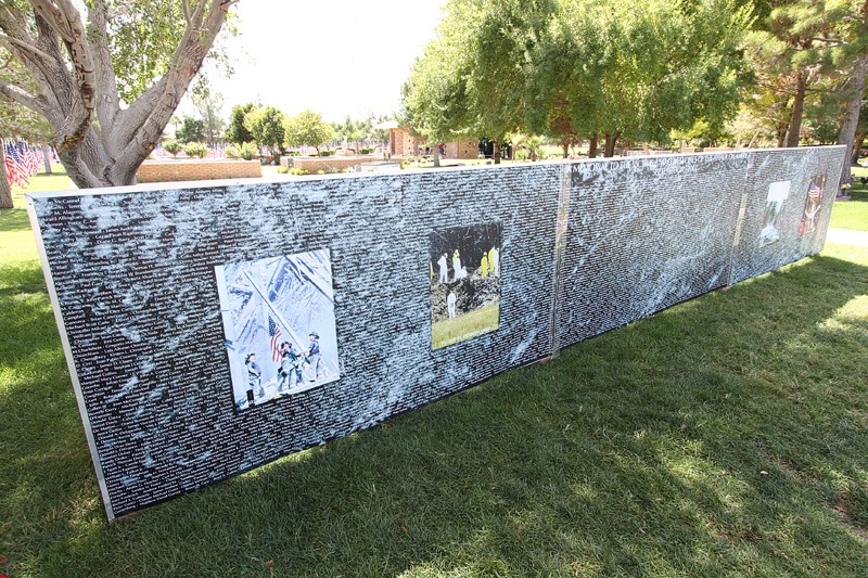 Las Vegas 9-11 memorial