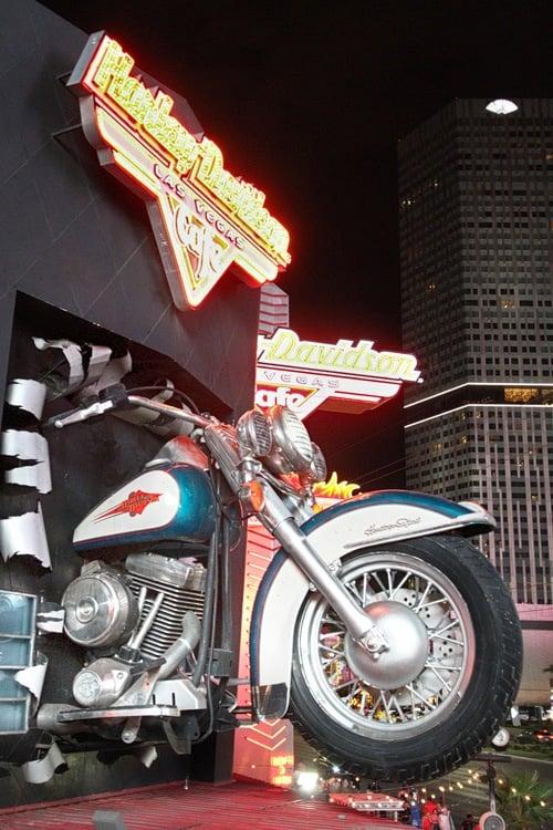 Harley-Davidson Cafe Las Vegas