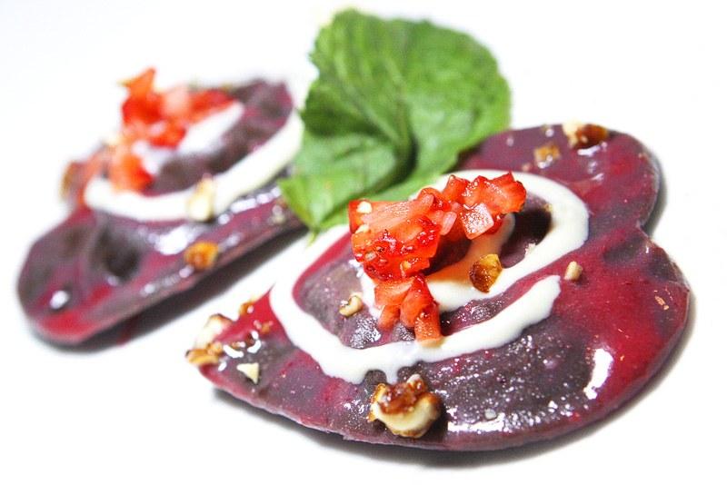 D.Vino chocolate ravioli