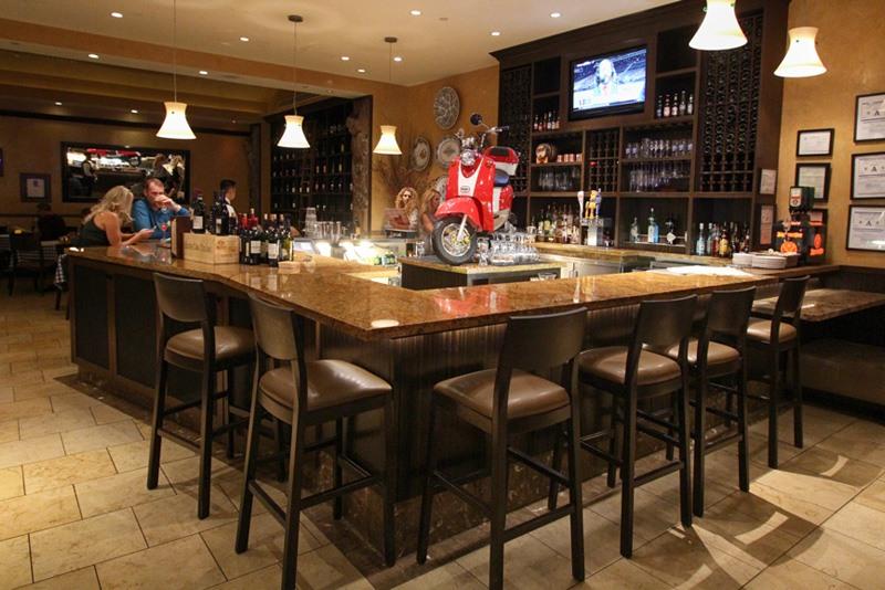 D.Vino Vespa bar
