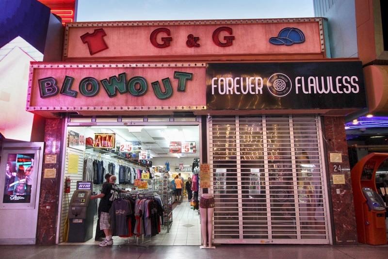 Fremont storefronts
