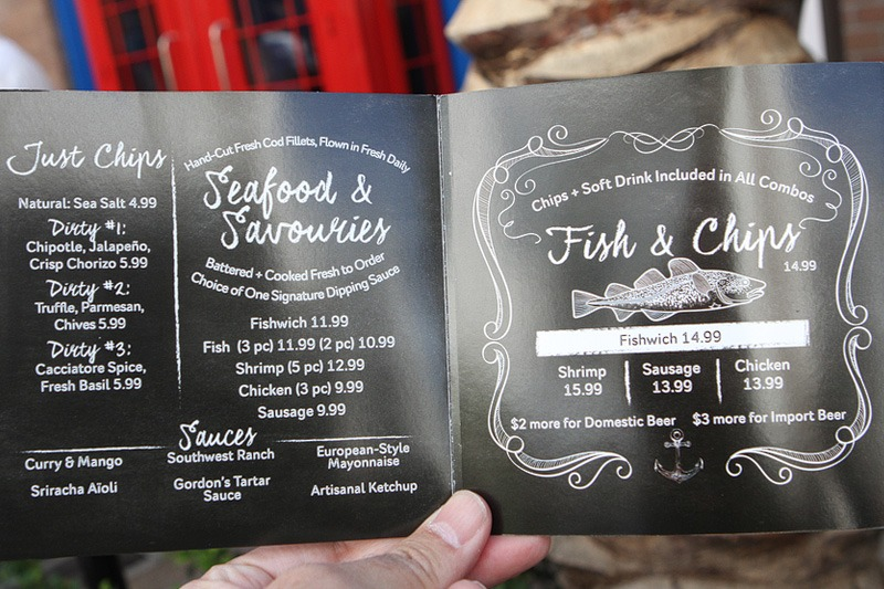 Gordon Ramsay Fish & Chips