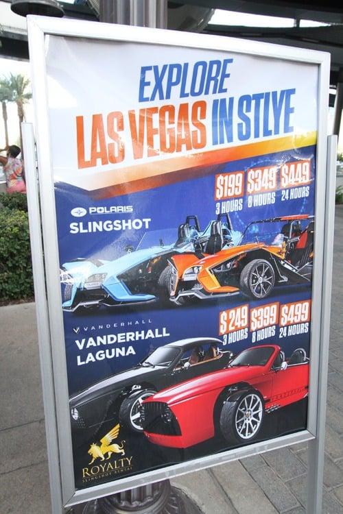 Linq exotic car rentals