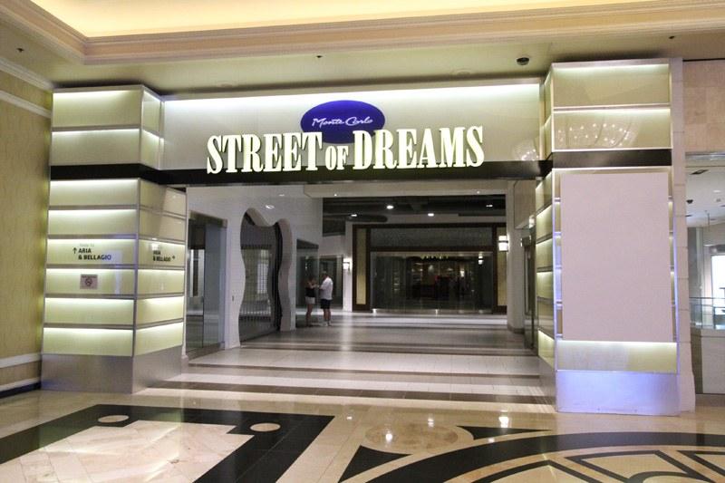 Monte Carlo Street of Dreams