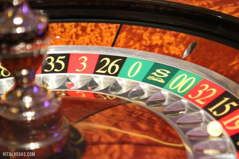 Triple zero Sands Roulette