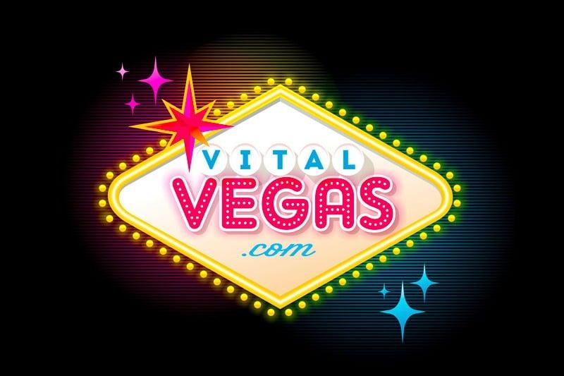 Vital Vegas logo