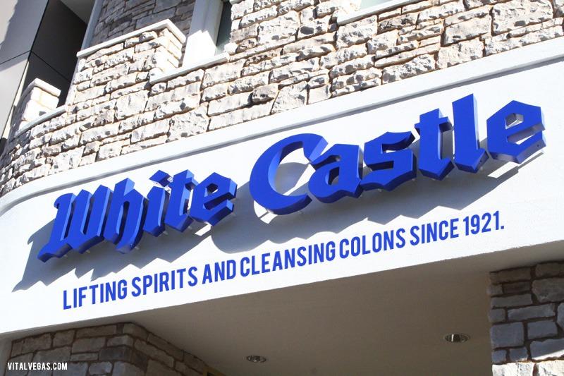 White Castle Fremont Street