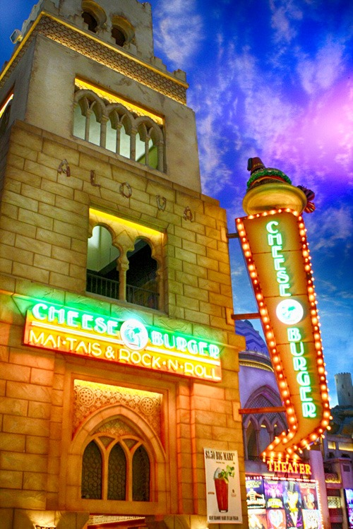 Cheese Burger Las Vegas closed