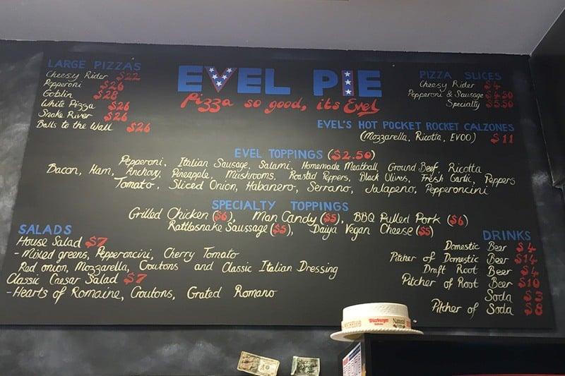Evel Pie