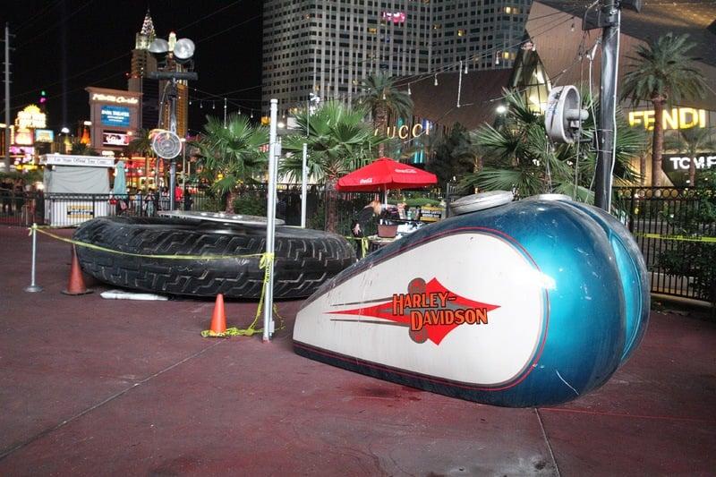 Harley-Davidson Cafe closed