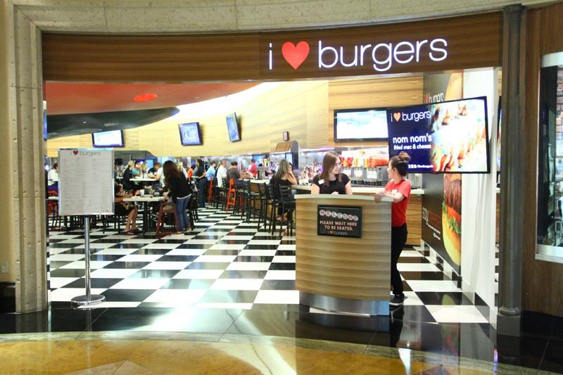 I Love Burgers Venetian closed