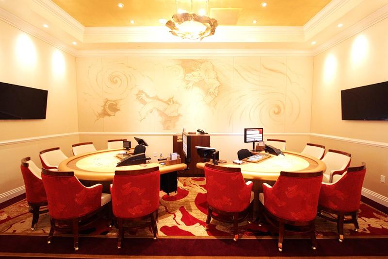 Lucky Dragon VIP salon