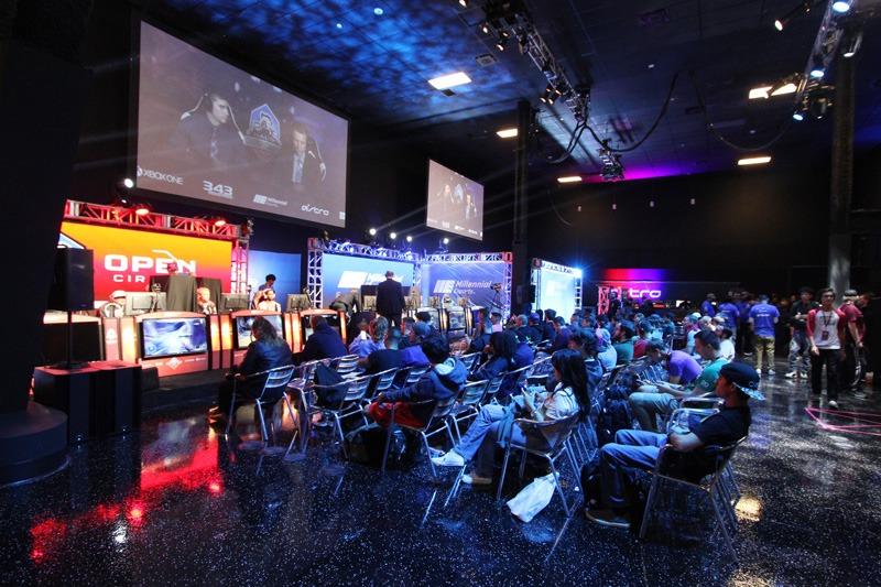 Neonopolis eSports Arena