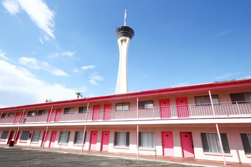Pink Motel Las Vegas