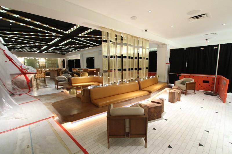 living room sets las vegas. The W Las Vegas Living Room Security Breach  A Peek Inside at SLS