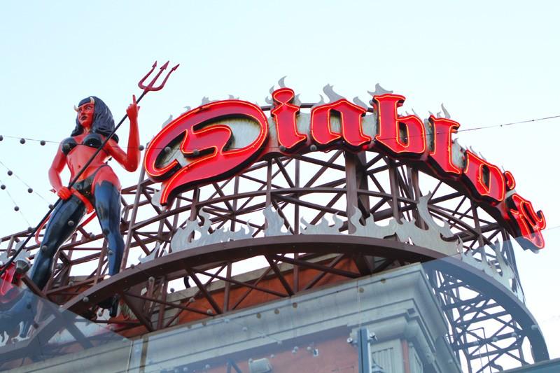 Permanently Closed - Diablo's Cantina - Monte Carlo ... |Diablos Las Vegas Menu