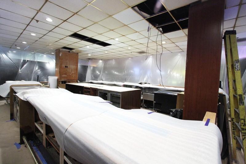El Cortez Imbibe bar