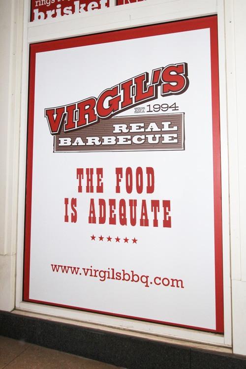 Virgil's sign