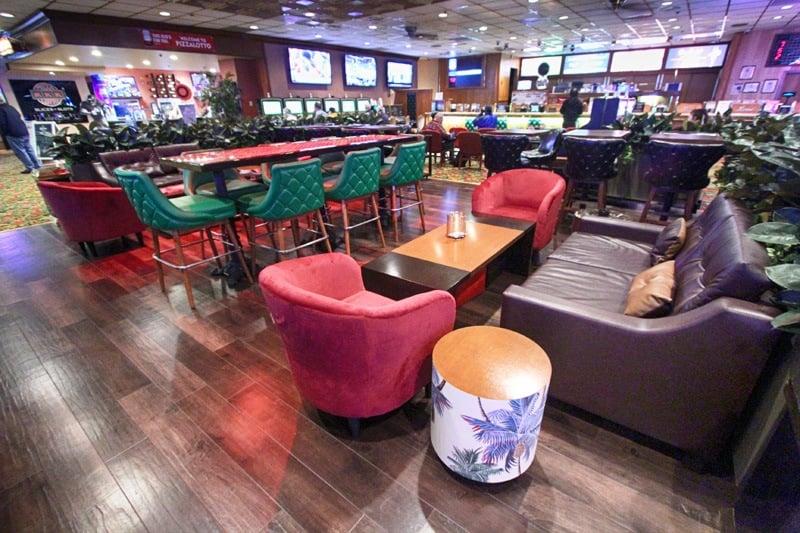 El Cortez casino lounge